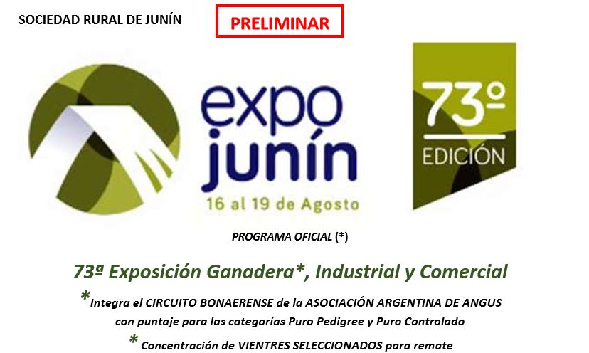 Expo Junin 2019